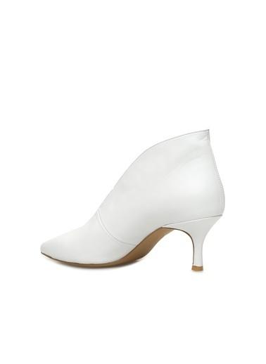 Divarese 5024197 Kadın Bot Beyaz